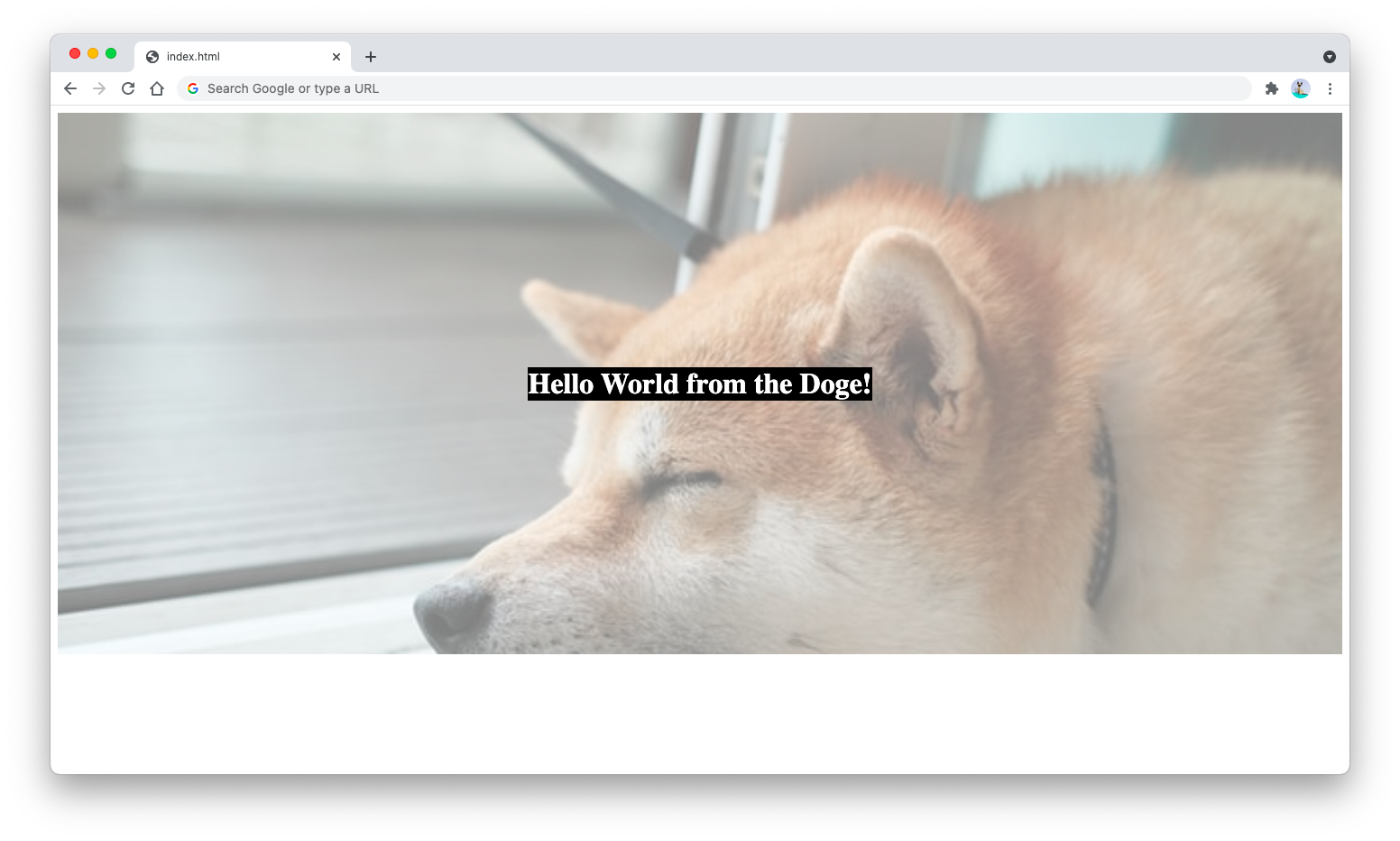 How to change background image opacity using CSS